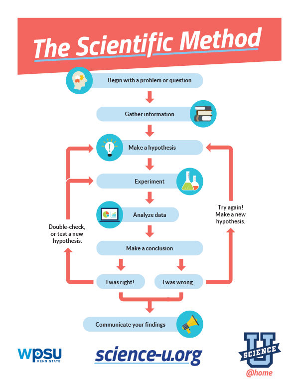 Preview of the Scientific Method Poster